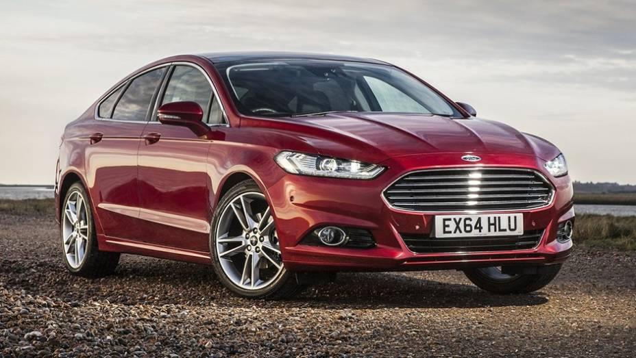 A primeira marca norte-americana em termos de valor de mercado é a Ford, com US$ 13,1 bilhões