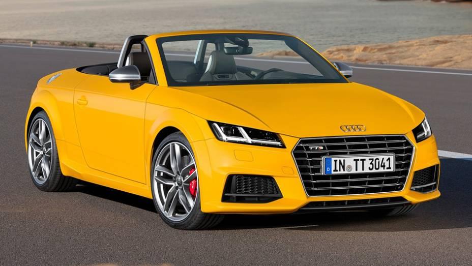 A Audi figura na sétima colocação da lista, com valor estimado em US$ 10,1 bilhões