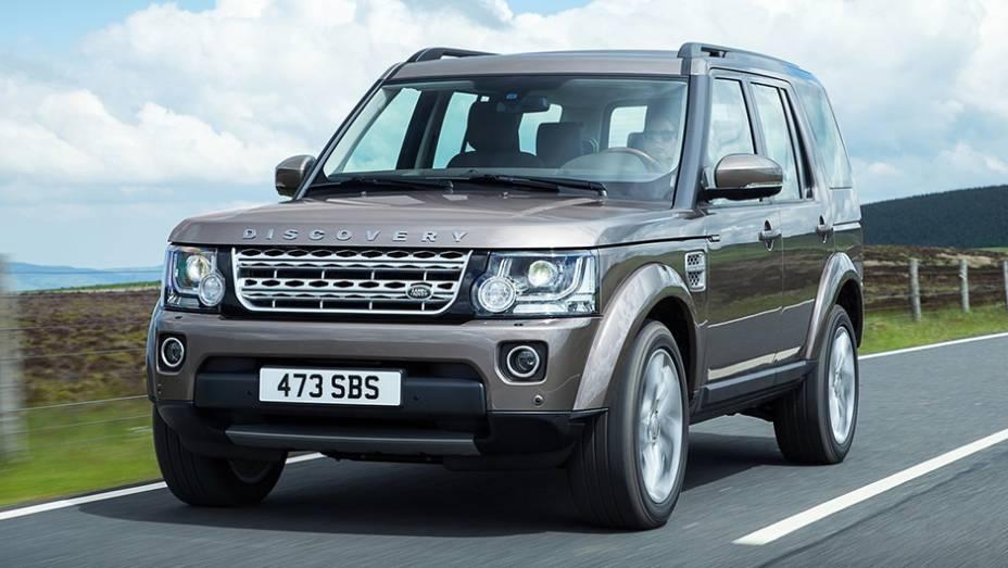 A britânica Land Rover surge em nono lugar, com valor estimado em US$ 4,9 bilhões