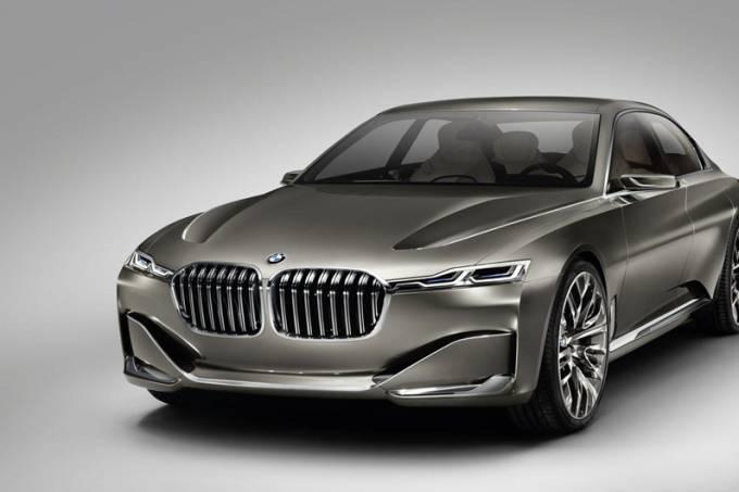 BMW Vision Future Luxury