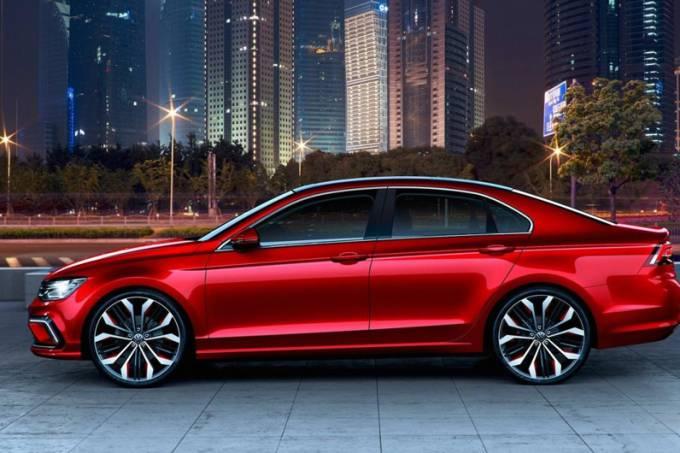VW New Midsize Coupe