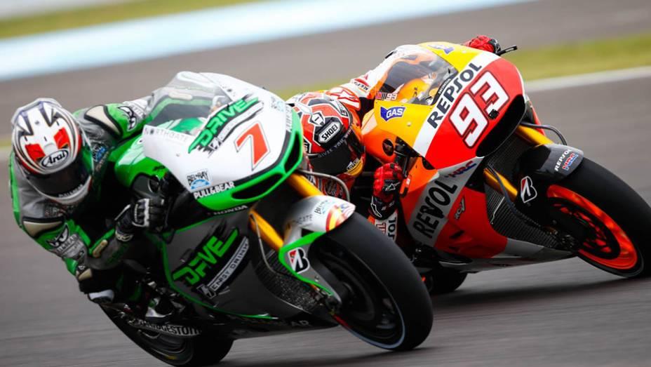 """Galeria de Quatro Rodas da MotoGP - Argentina (sexta)   <a href=""""http://quatrorodas.abril.com.br/moto/noticias/marc-marquez-mais-rapido-dia-argentina-780861.shtml"""" rel=""""migration"""">Leia mais</a>"""