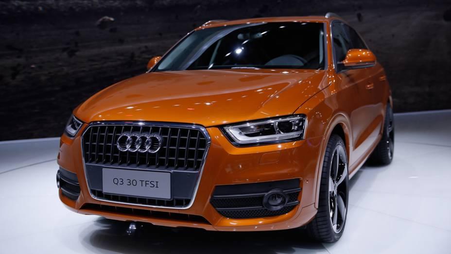 """Audi Q3   <a href=""""http://quatrorodas.abril.com.br/noticias/saloes/pequim-2014/l"""" rel=""""migration"""">Leia mais</a>"""