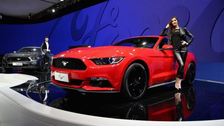 """Ford Mustang   <a href=""""http://quatrorodas.abril.com.br/noticias/saloes/pequim-2014/l"""" rel=""""migration"""">Leia mais</a>"""