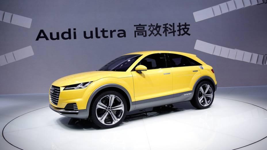 """Audi TT Offroad   <a href=""""http://quatrorodas.abril.com.br/noticias/saloes/pequim-2014/audi-tt-offroad-revelado-780298.shtml"""" rel=""""migration"""">Leia mais</a>"""