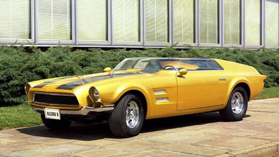 Em 1967, a Ford mostrou o Allegro II, baseado no antigo conceito Avanti, mas com estilo speedster, com para-brisa baixo e estilo bem mais ousado