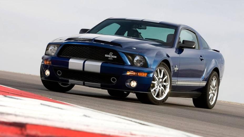 Várias versões nostálgicas voltaram com tudo nos últimos anos, incluindo a GT 500 KR (de King of The Road, ou Rei da Estrada, em bom português)