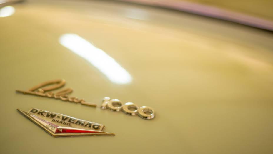 Fã de DKW, o proprietário tem vários exemplares, incluindo um Belcar em estado impecável