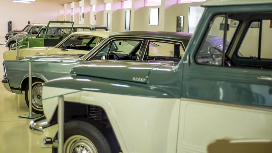 Maverick GT, Landau e Rural também decoram a coleção