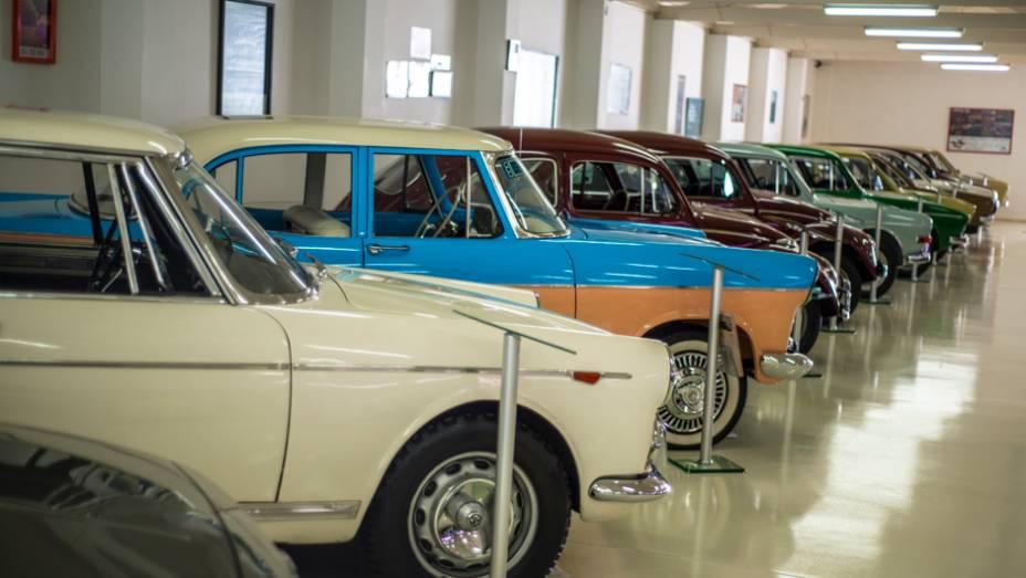 Carros das décadas de 50, 60 e 70 dominam o acervo de exemplares brasileiros
