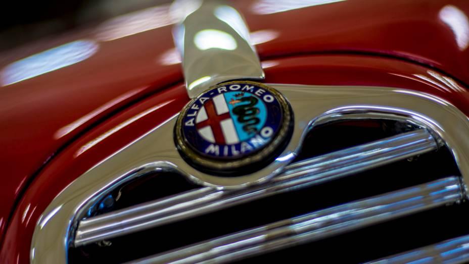 Italianos são bem representados pelos modelos clássicos da Alfa Romeo