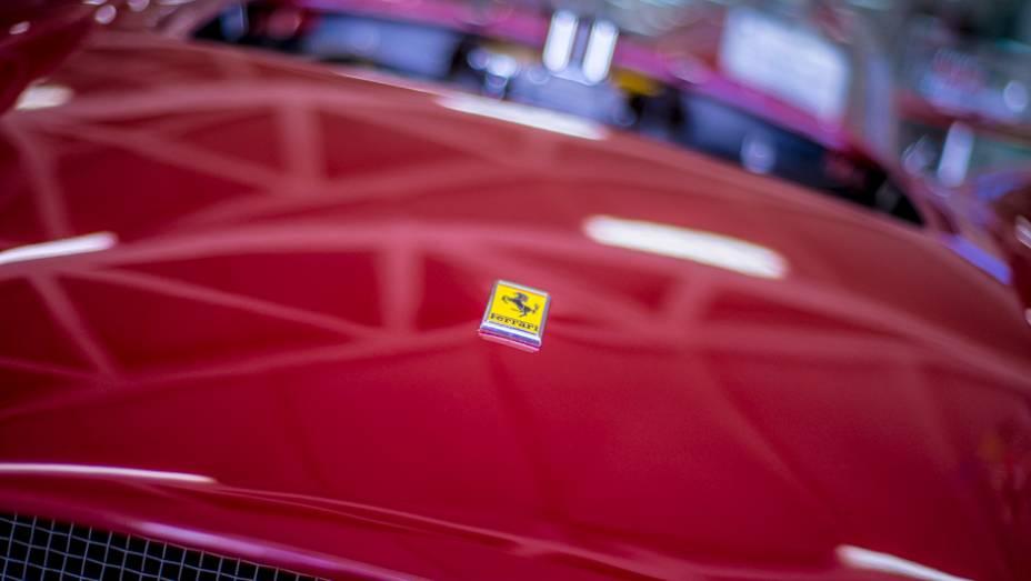 Toda coleção que se preze precisa ter pelo menos uma Ferrari, não?