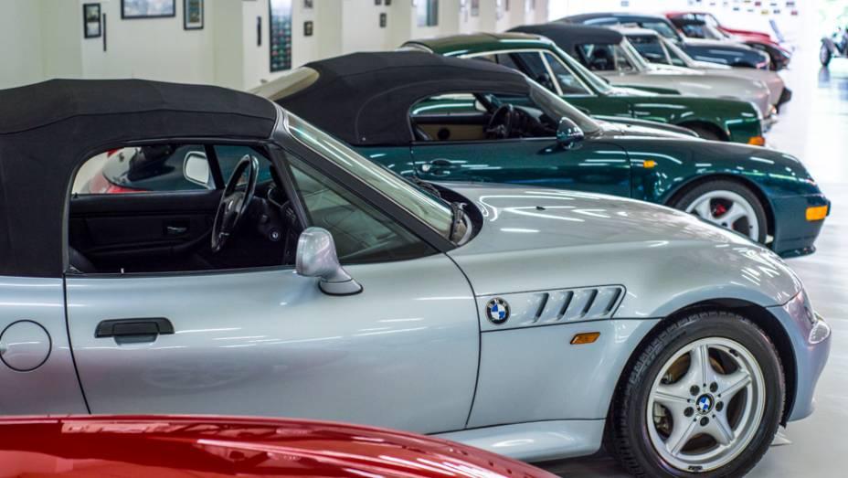 Dois bólidos sem teto: BMW Z4 e Porsche 911
