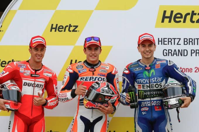 MotoGP – Silverstone (Sábado)