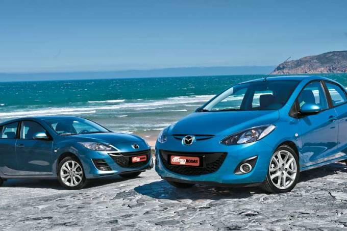 Mazda2 e Mazda3 – ed. 8/2011