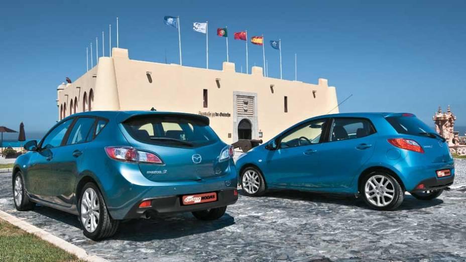 Na Europa, os modelos da Mazda são reconhecidos pela boa reputação quanto à confiabilidade mecânica e pela relação custo-benefício favorável