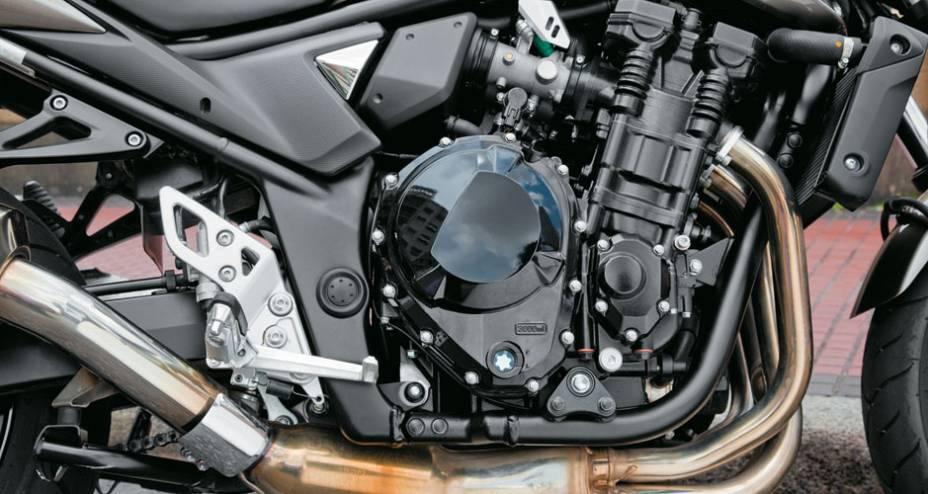 Motor de 1 255 cc tem 10 mkgf de torque.
