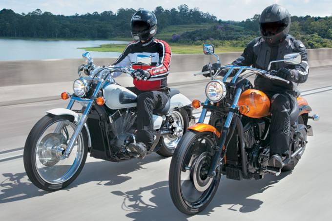 Honda VT 750 Shadow