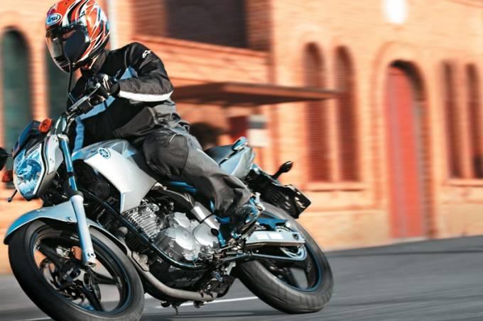 Yamaha YS 250 Fazer Blueflex