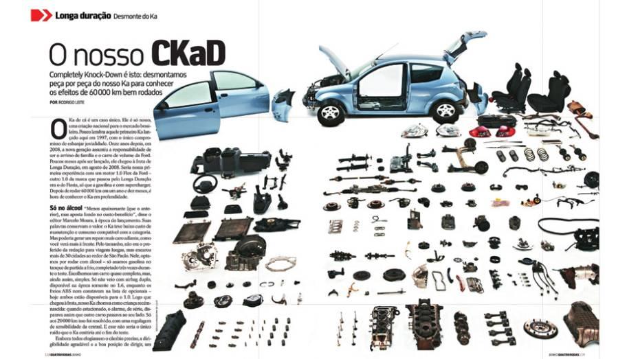 Ford Ka: projetado exclusivamente para o mercado brasileiro, o popular foi aprovado, mas com grandes ressalvas ao motor; barato de manter, íntegro de estrutura e bom de suspensão e freio, sofreu com a compressão equivocada dos cilindros e a queda de rendi