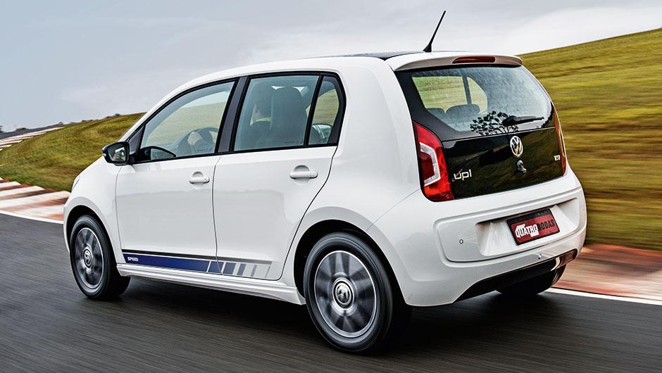 VW Speed Up!