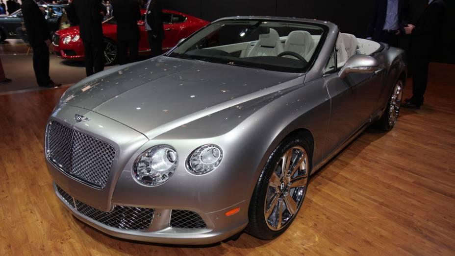 Bentley Continental V8 Conversível