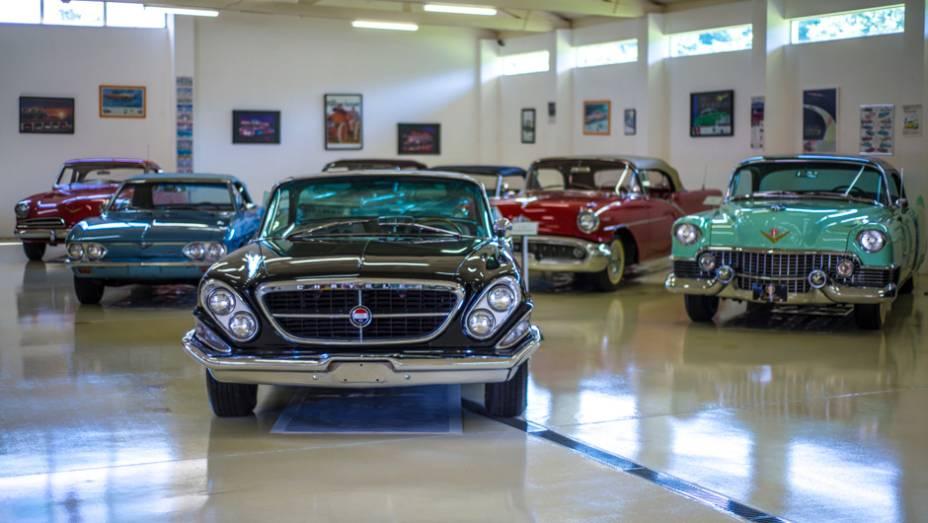 Corvair, Bel-Air, Impala, Eldorado... Tem carros para todos os gostos
