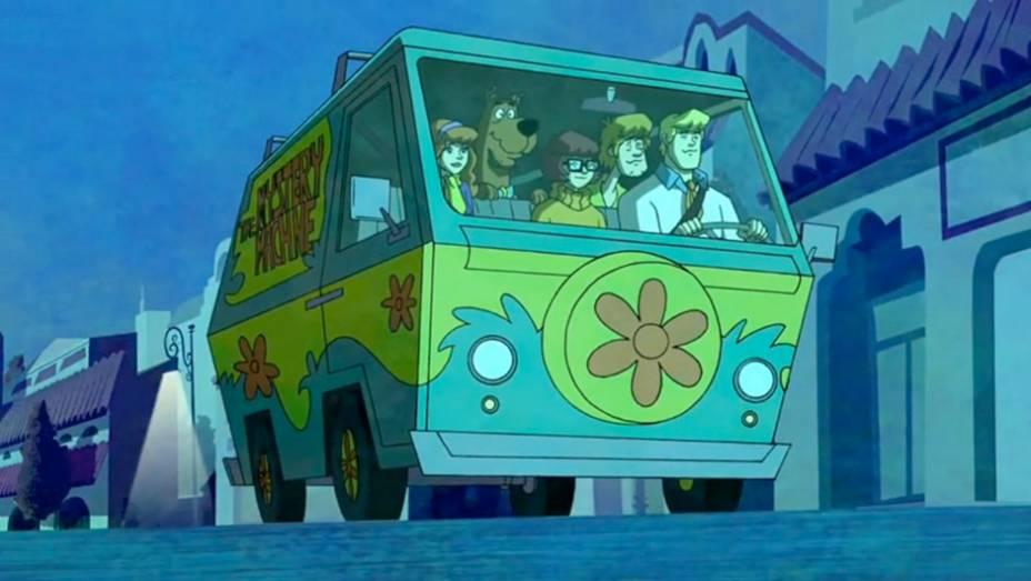 Scooby-Doo (1969-1972) - Nos sites de busca, sobram vans pintadas ao estilo da colorida Mystery Machine, o furgão da turma de investigadores que acompanha o divertido cão falante do título