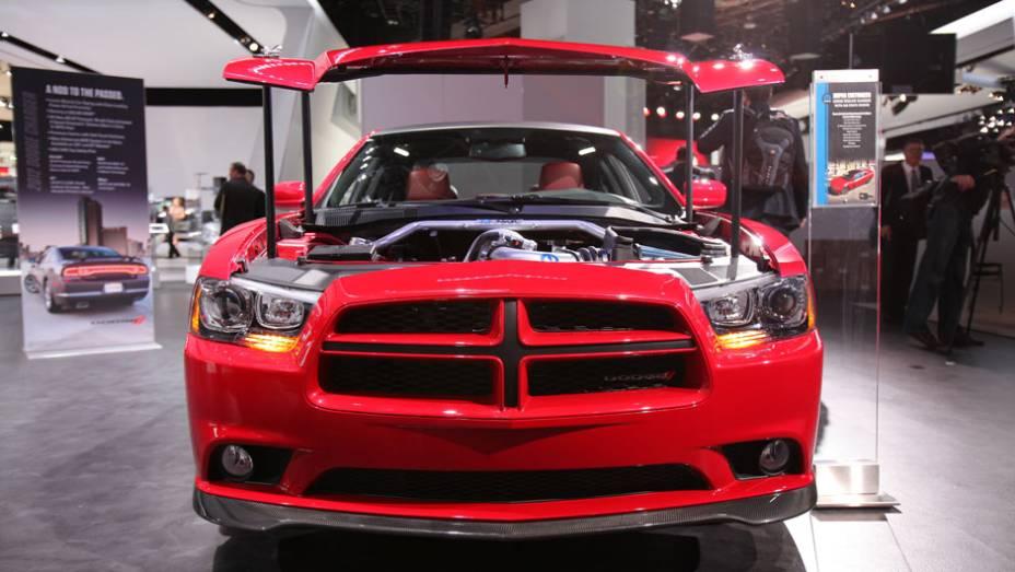 Dodge Redline Charger