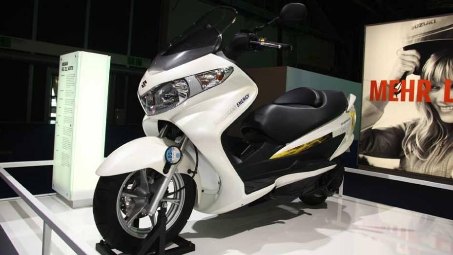 Suzuki Burgman Fuel Cell Scooter