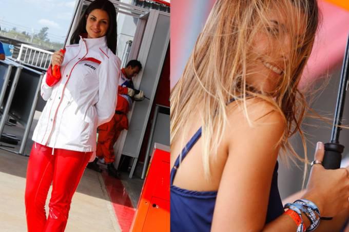 Garotas da MotoGP Argentina
