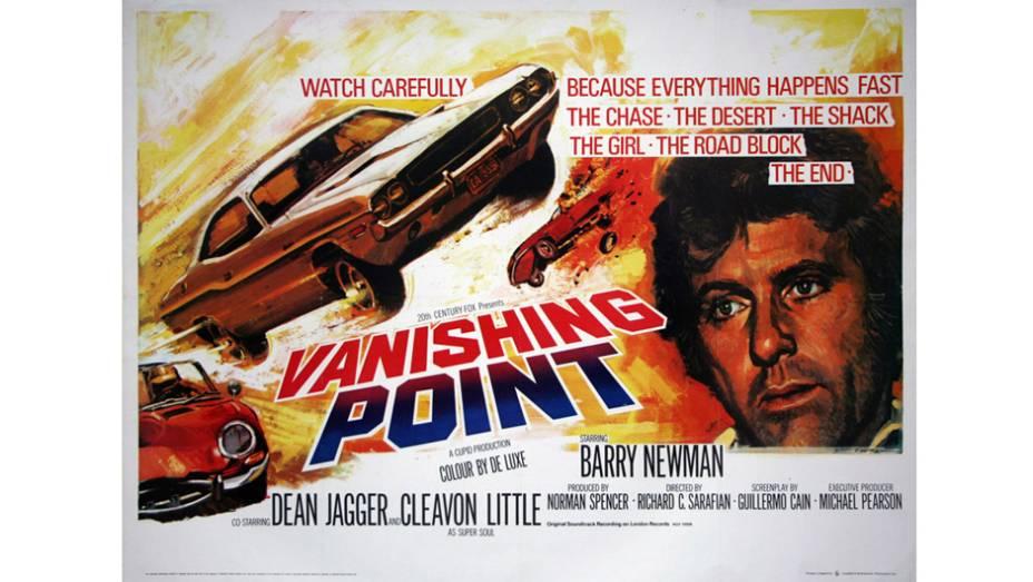Corrida Contra o Destino (Vanishing Point, 1971)