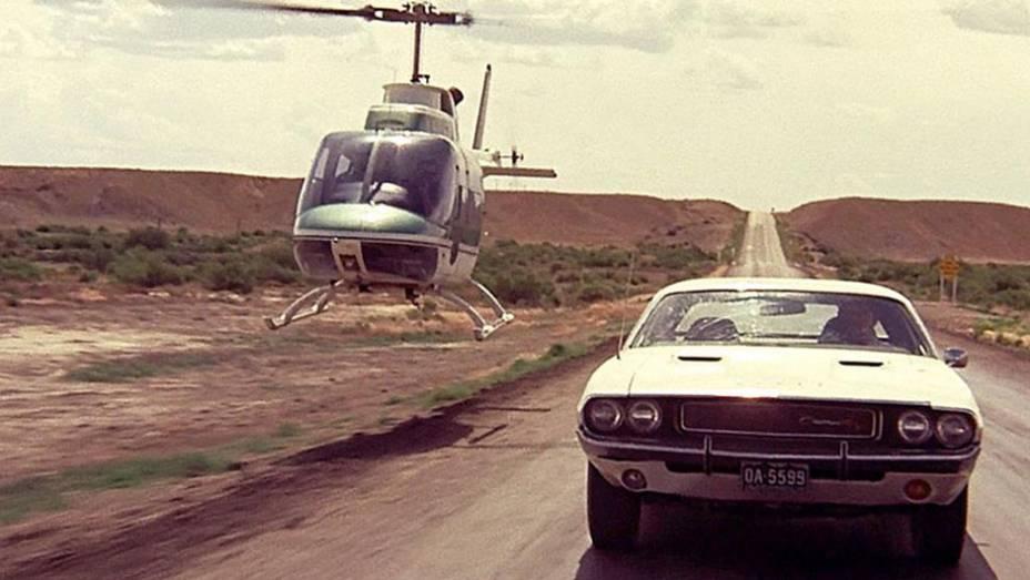 Uma aposta de entrega de um Dodge Challenger em 15 horas, indo de Colorado a São Francisco, rende os mais inusitados encontros e aventuras ao motorista Kowalski.