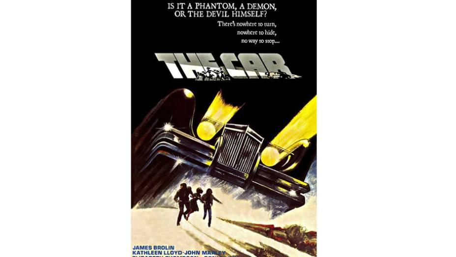 O Carro, Máquina do Diabo (The Car, 1977)