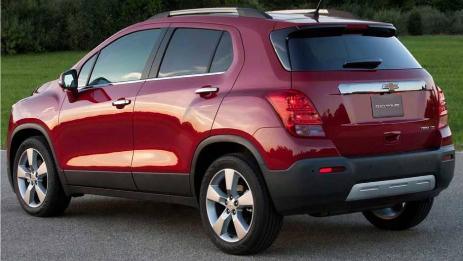 O pequeno SUV da GM enfrentará a dura concorrência de Renault Duster e do novo Ford EcoSport