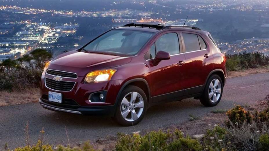 Como se não bastasse bater de frente com Duster e EcoSport, o Trax deve encarar também futuras novidades do segmento, como o Peugeot 2008 e o JAC SII