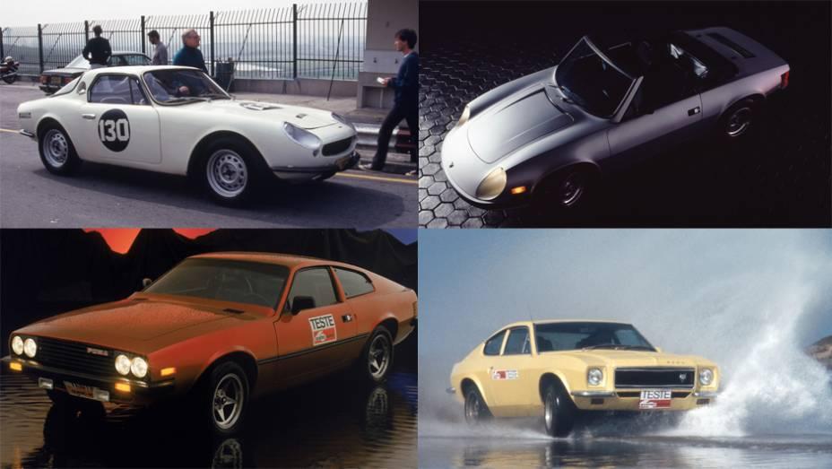 Em 1964, a equipe Vemag encomendou a Genro Rino Malzoni a primeira carroceria em fibra de vidro do esportivo que usaria nas pistas. O GT Malzoni teria uma versão de rua que daria origem ao primeiro Puma, a mais bem-sucedida marca fora-de-série do Brasil