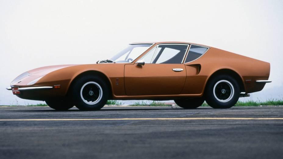 Criado em parceria com QUATRO RODAS para sortear três exemplares exclusivos entre os leitores em 1969, usava motor VW 1.6 de carburação dupla e segue sendo um caso único no Brasil
