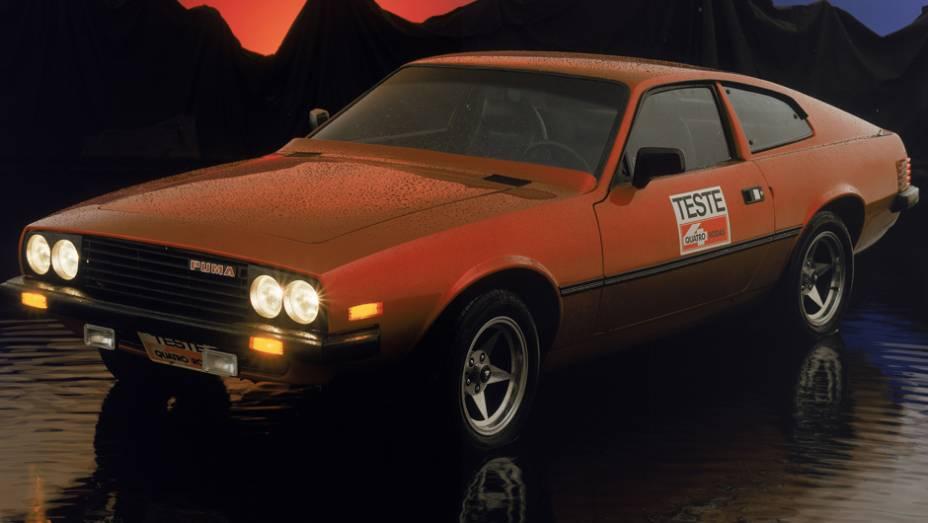 A segunda geração chegou em 1978 com novo design e faróis duplos. O painel era completo, os revestimentos de couro. Ele trazia direção hidráulica, ar condicionado, vidros elétricos e toca-fitas