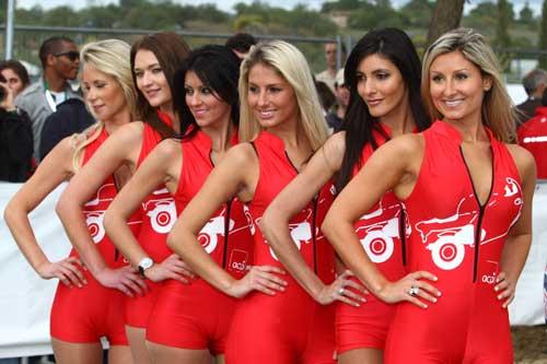 Garotas do WRC