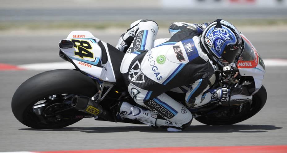 Fabrizio conquistou a 15ª posição