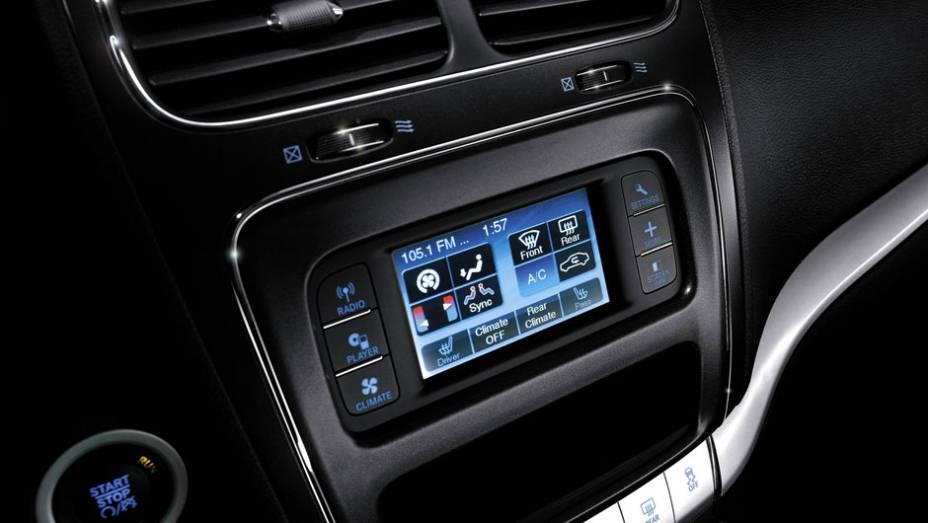 Sinal dos tempos: crossover projetado pela Dodge ganha cidadania italiana