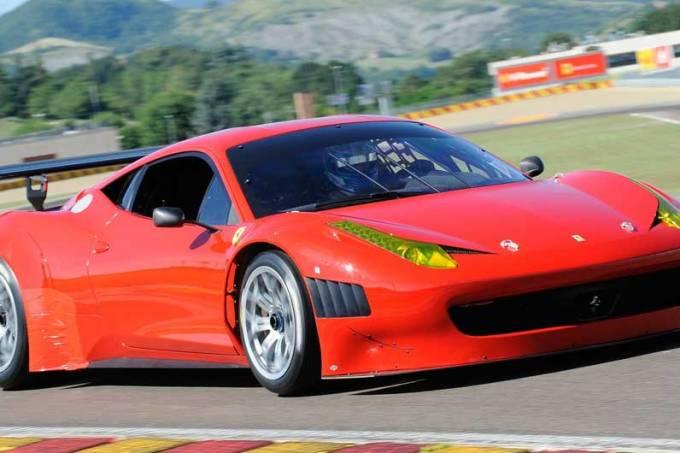 458 Italia Grand Am