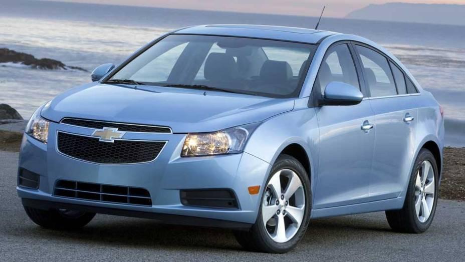 Modelo da Chevrolet tem plataforma global