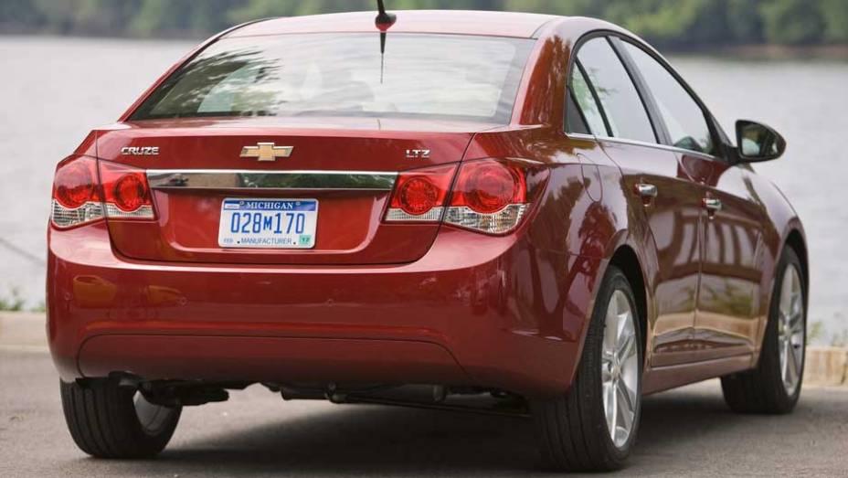 Chevrolet afirma que sedã é o modelo da marca mais vendido no mundo