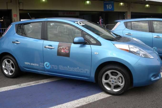 Nissan Leeaf