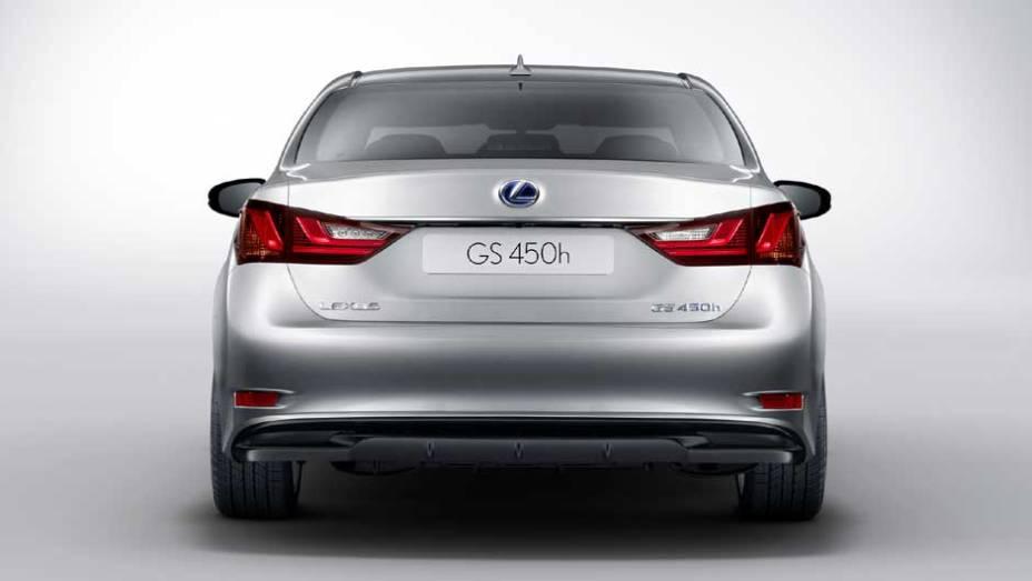 GS 450h está 18% mais econômico que seu modelo anterior