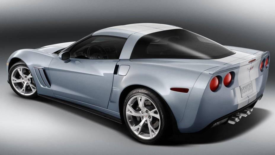 Chevrolet Corvette Carlisle