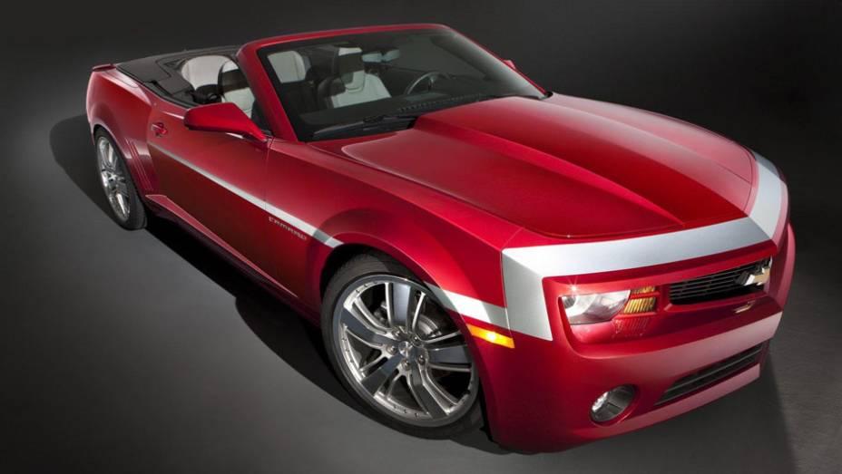 Chevrolet Camaro Red Zone