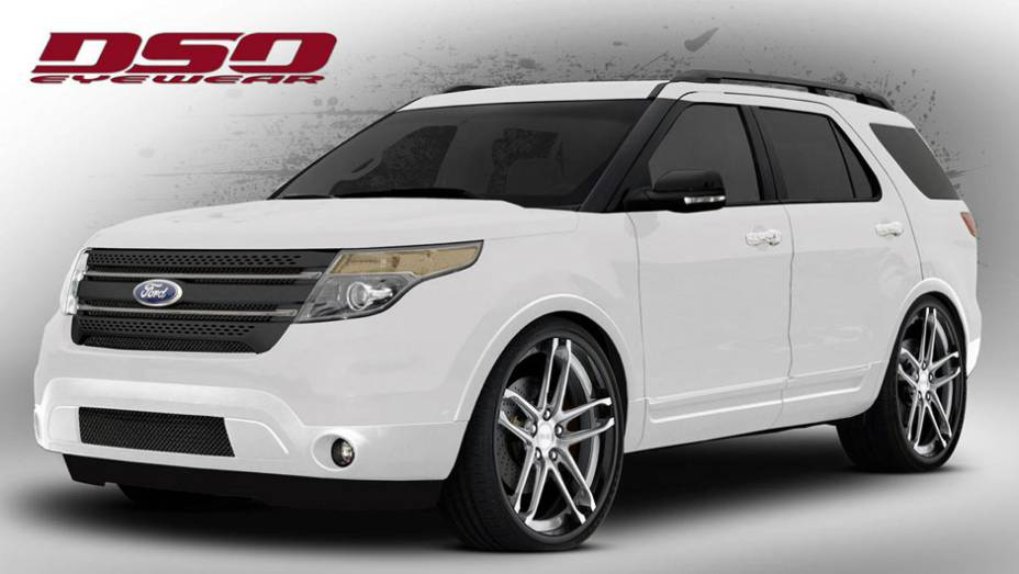 Ford Explorer by DSO Eye Wear